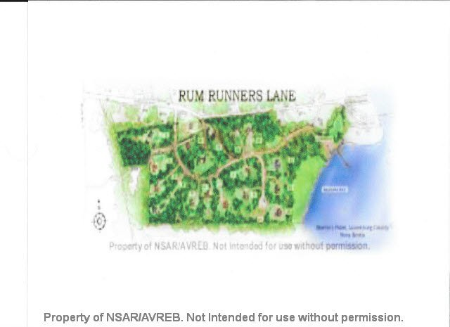 Main Photo: Lot 3 RUM RUNNERS Lane in Martins Point: 405-Lunenburg County Vacant Land for sale (South Shore)  : MLS®# 201709964