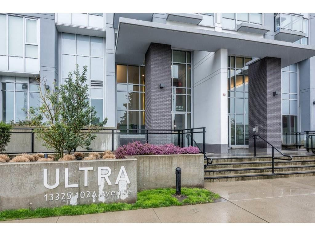 "Main Photo: 712 13325 102A Avenue in Surrey: Whalley Condo for sale in ""ULTRA"" (North Surrey)  : MLS®# R2166205"