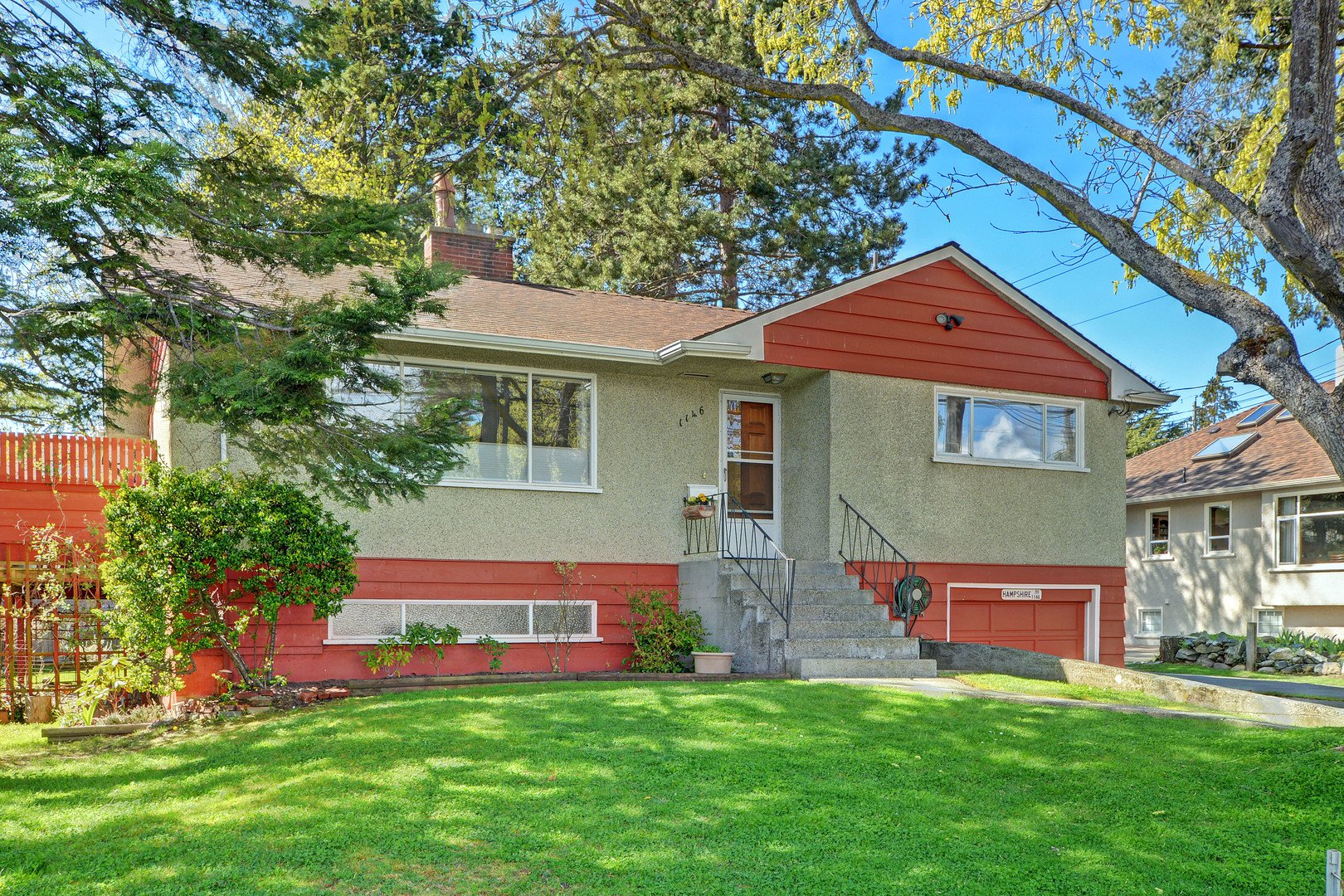Main Photo: 1146 Hampshire Road in VICTORIA: OB South Oak Bay Single Family Detached for sale (Oak Bay)  : MLS®# 389899