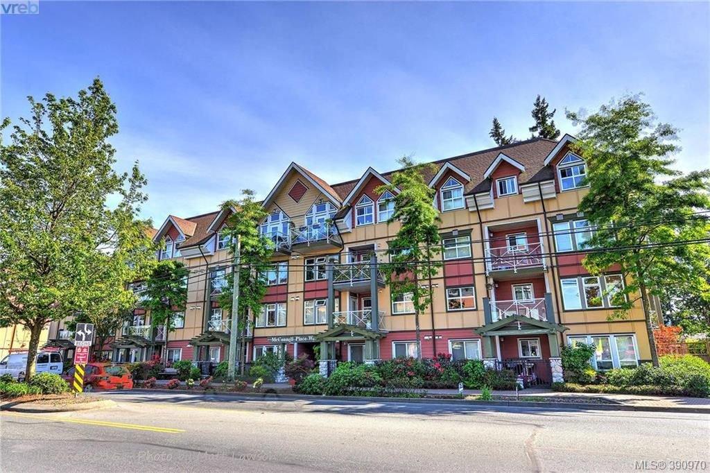 Main Photo: 213 655 Goldstream Avenue in VICTORIA: La Fairway Condo Apartment for sale (Langford)  : MLS®# 390970