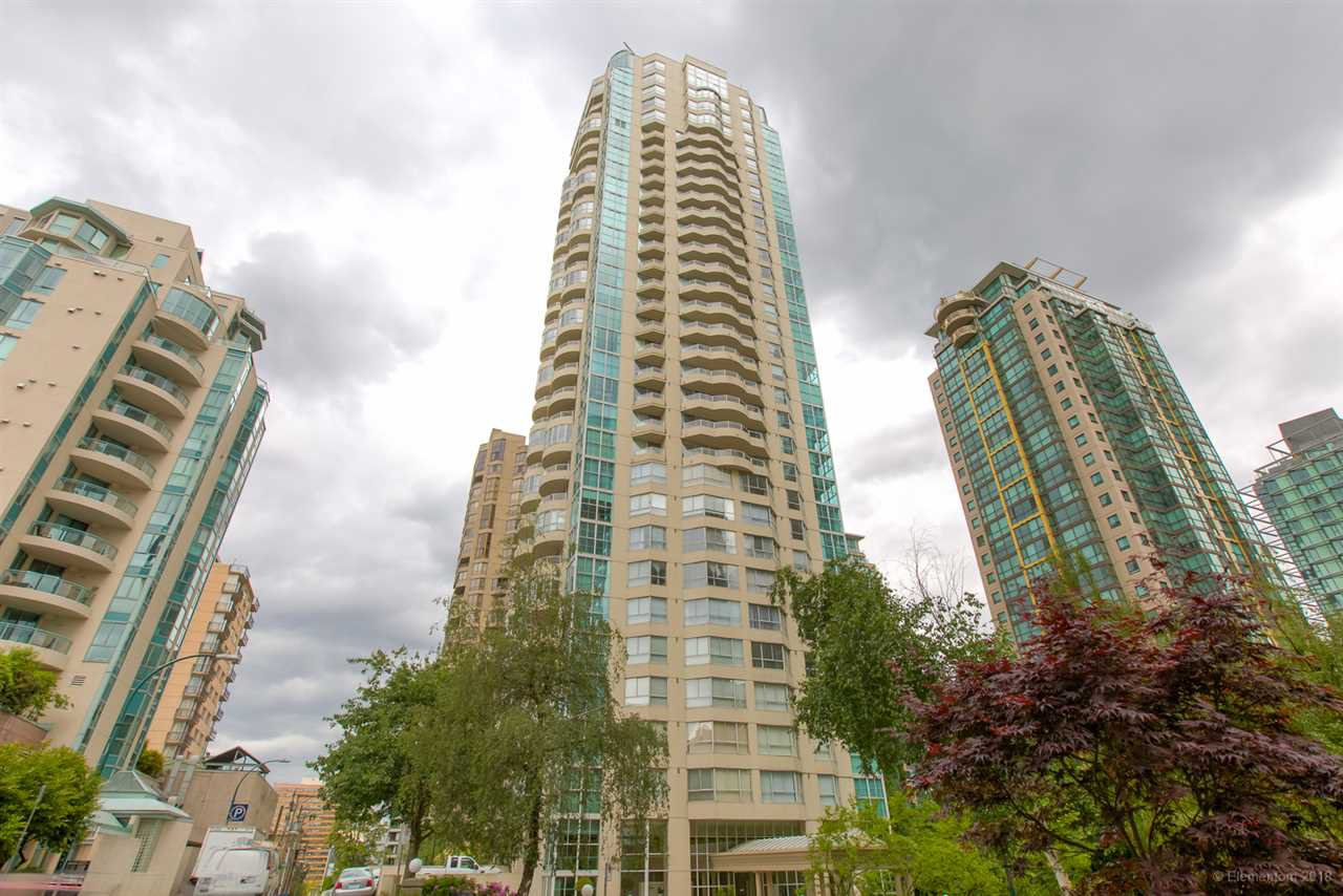 "Main Photo: 1202 717 JERVIS Street in Vancouver: West End VW Condo for sale in ""EMERALD WEST"" (Vancouver West)  : MLS®# R2275927"