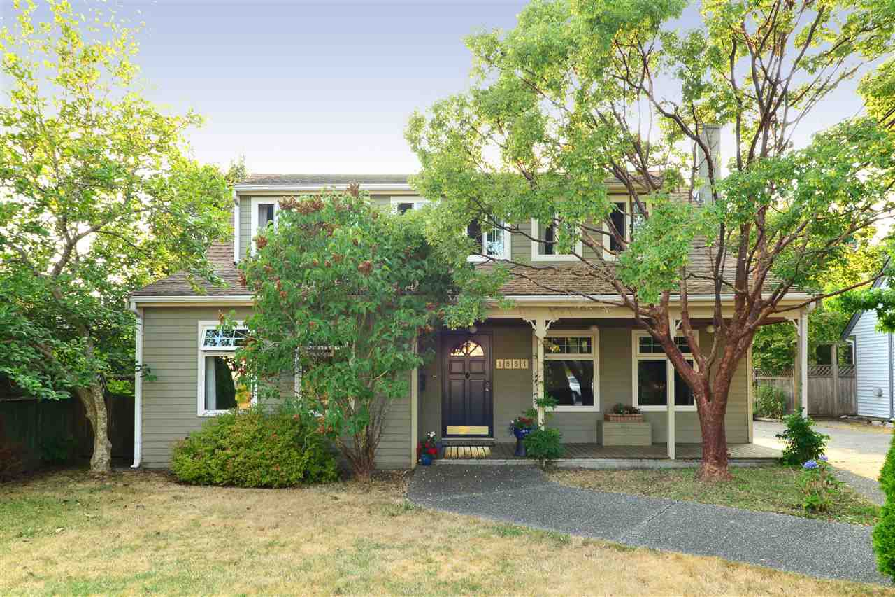 """Main Photo: 1851 129 Street in Surrey: Crescent Bch Ocean Pk. House for sale in """"Ocean Park"""" (South Surrey White Rock)  : MLS®# R2293951"""