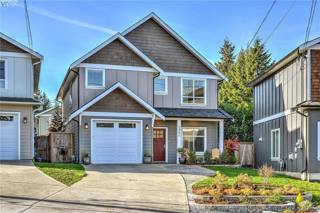 Main Photo: 6886 Saanich Cross Rd in VICTORIA: CS Keating House for sale (Central Saanich)  : MLS®# 801849