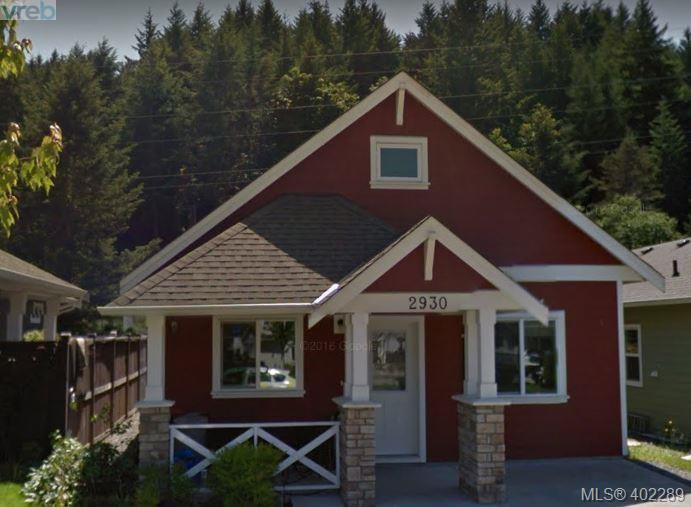 Main Photo: 2930 Golden Spike Pl in VICTORIA: La Langford Lake House for sale (Langford)  : MLS®# 802822