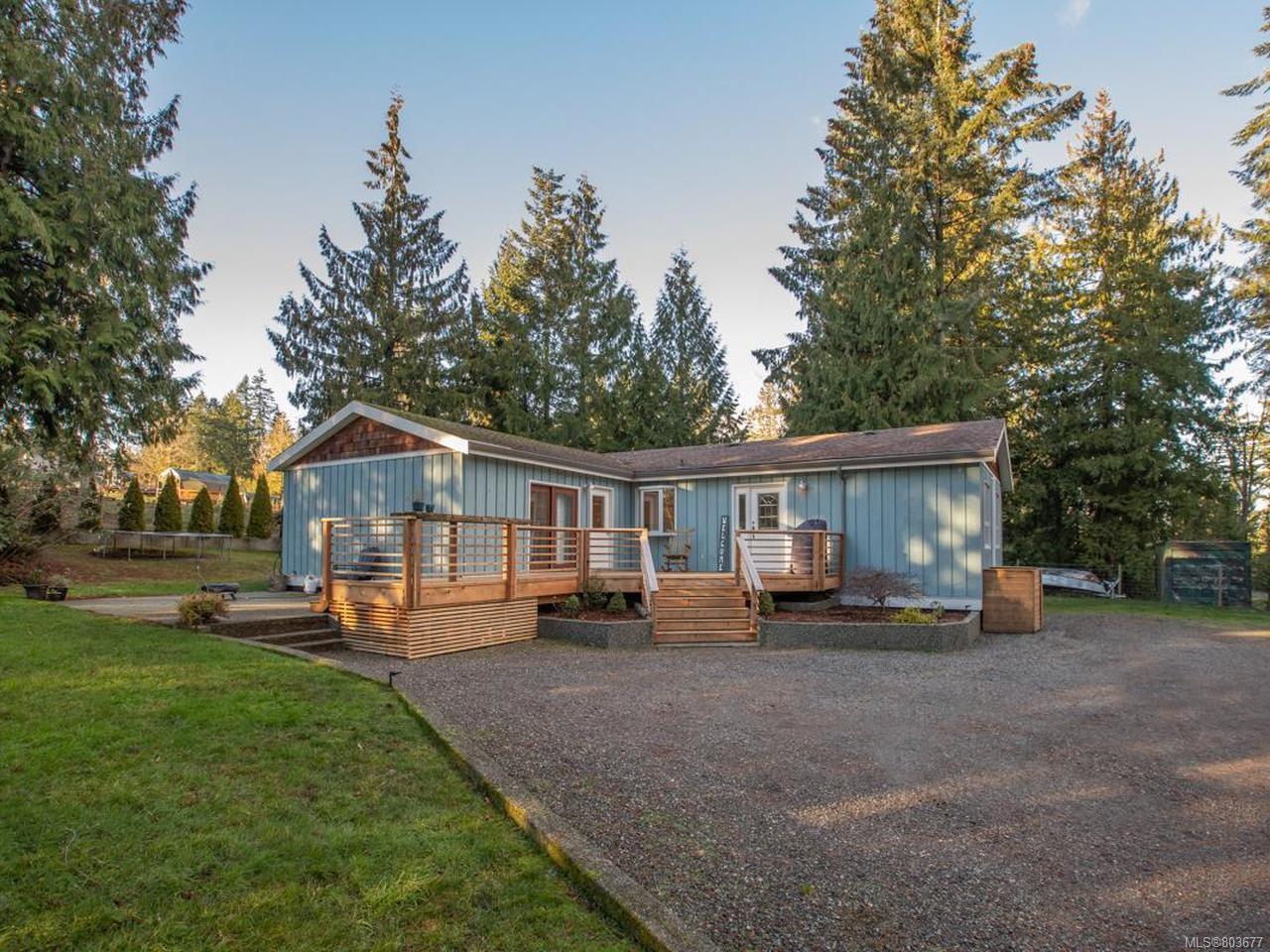 Main Photo: 3645 Robert Rd in SALTAIR: Du Saltair House for sale (Duncan)  : MLS®# 803677