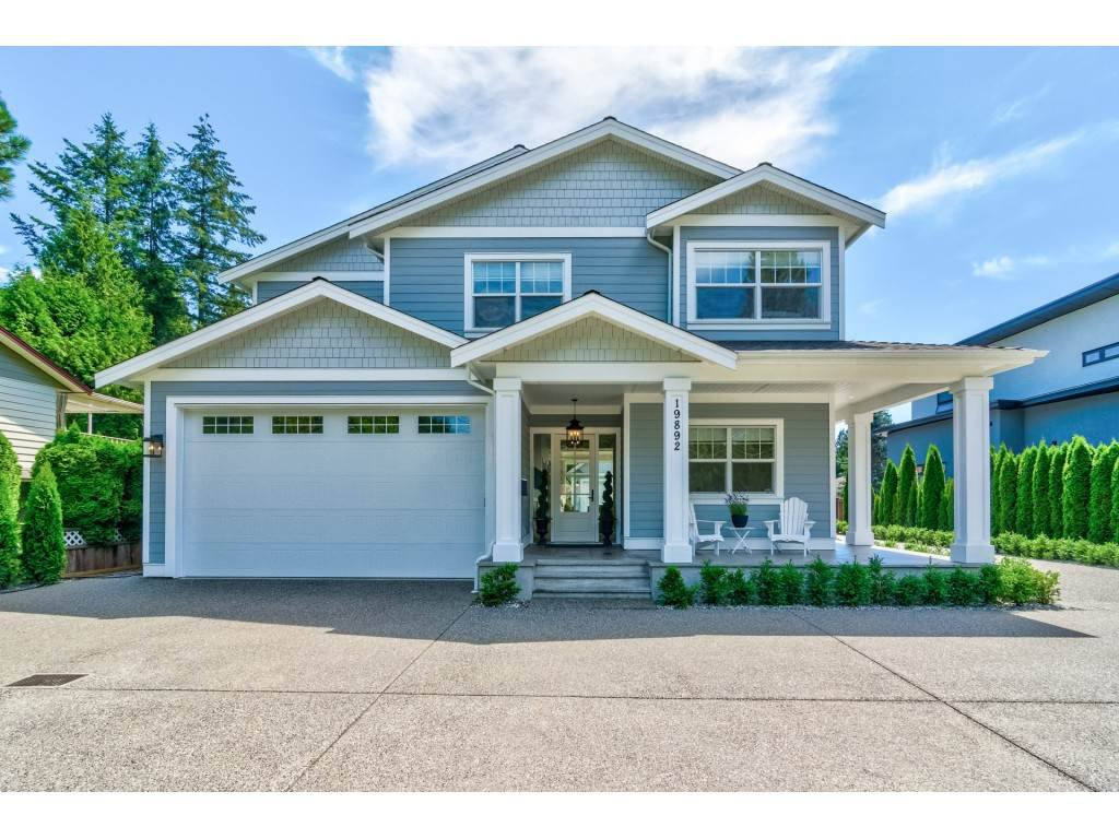 Main Photo: 19892 44 Avenue in Langley: Brookswood Langley House for sale : MLS®# R2331306