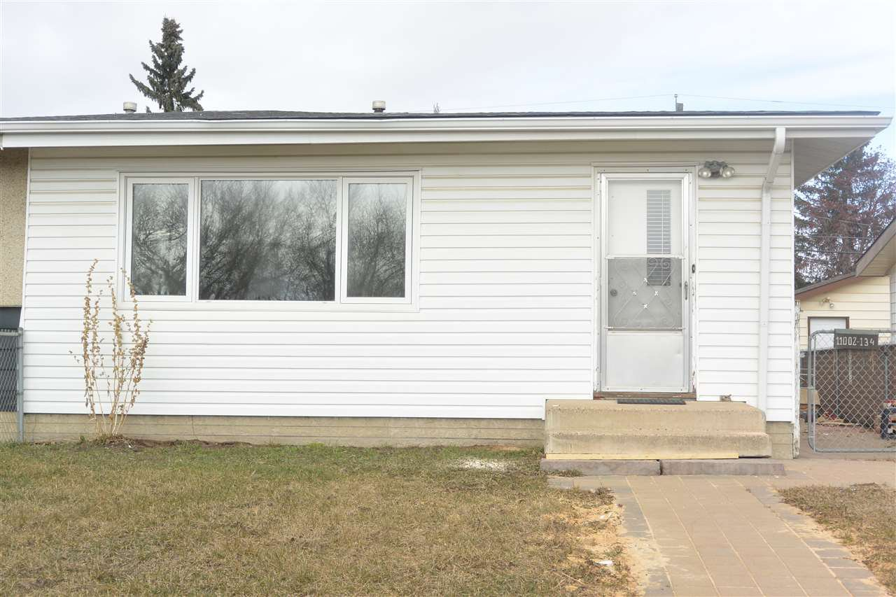 Main Photo:  in Edmonton: Zone 01 House Half Duplex for sale : MLS®# E4151027