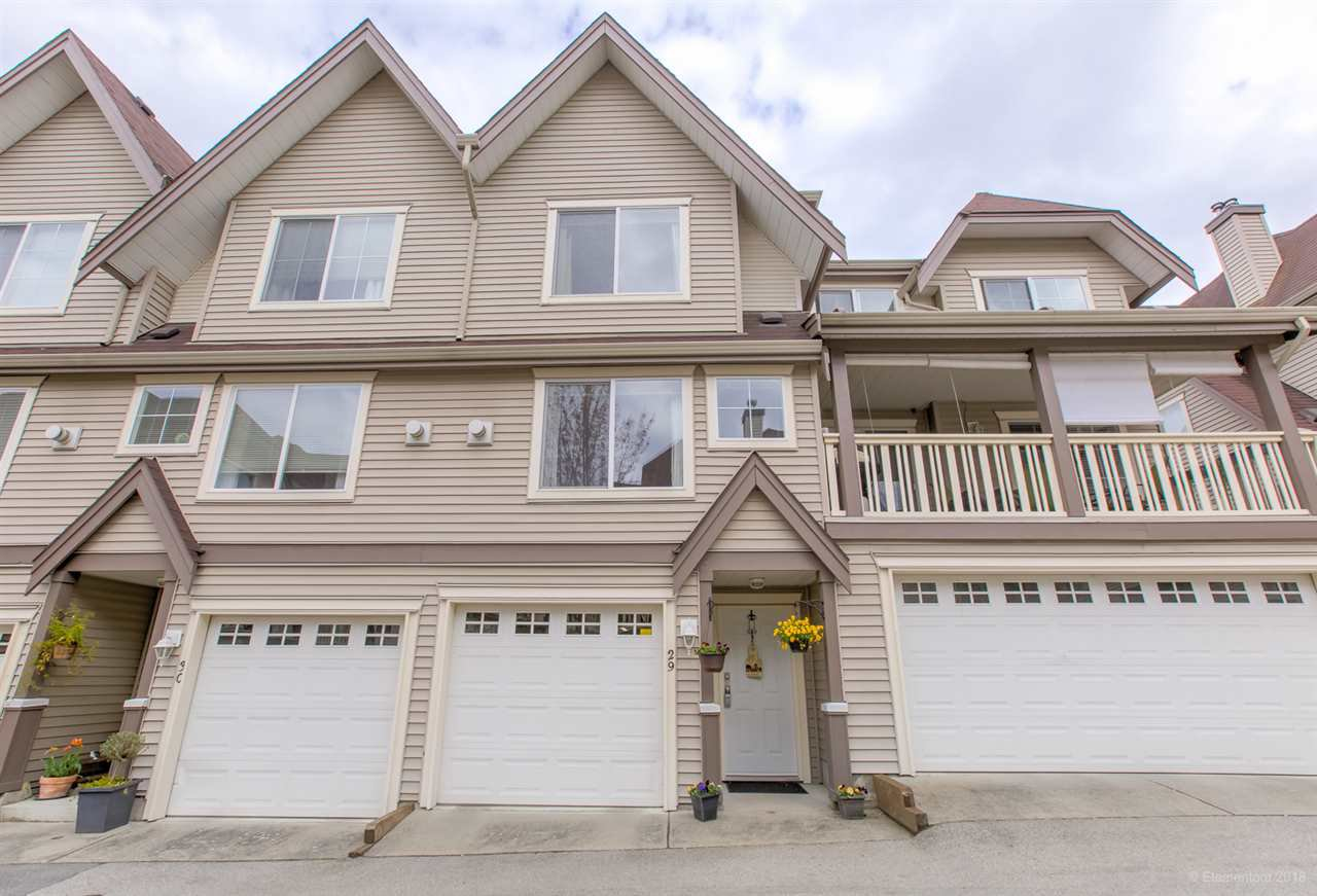 """Main Photo: 29 15355 26 Avenue in Surrey: King George Corridor Townhouse for sale in """"SOUTHWIND"""" (South Surrey White Rock)  : MLS®# R2356973"""