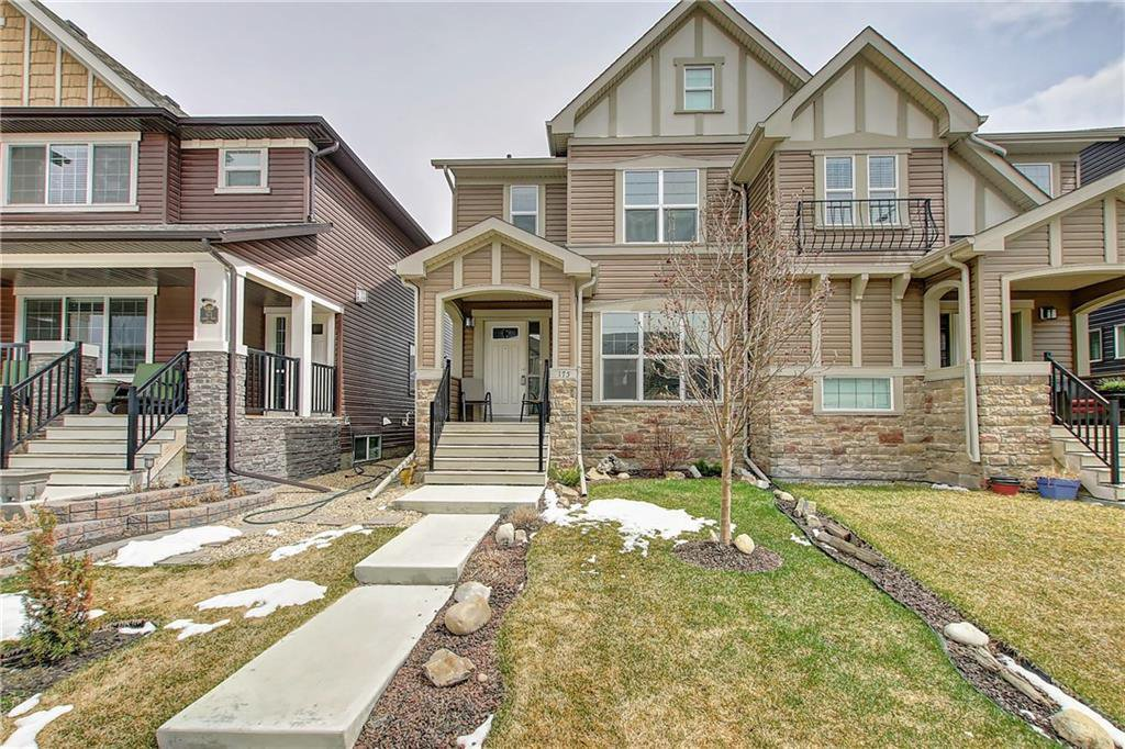 Main Photo: 175 LEGACY Mews SE in Calgary: Legacy Semi Detached for sale : MLS®# C4242797