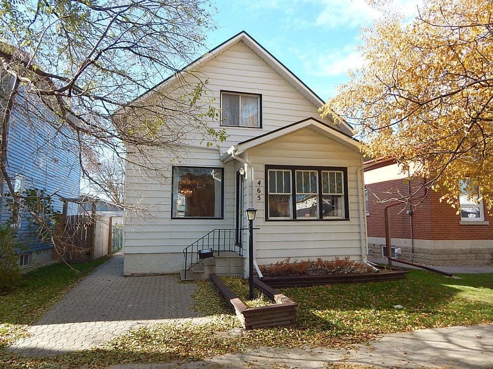 Main Photo: 465 De La Morenie Street in Winnipeg: St Boniface House for sale ()  : MLS®# 1828028