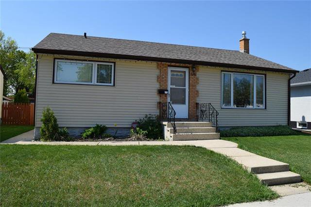 Main Photo: 820 Polson Avenue in Winnipeg: Sinclair Park Residential for sale (4C)  : MLS®# 1914616