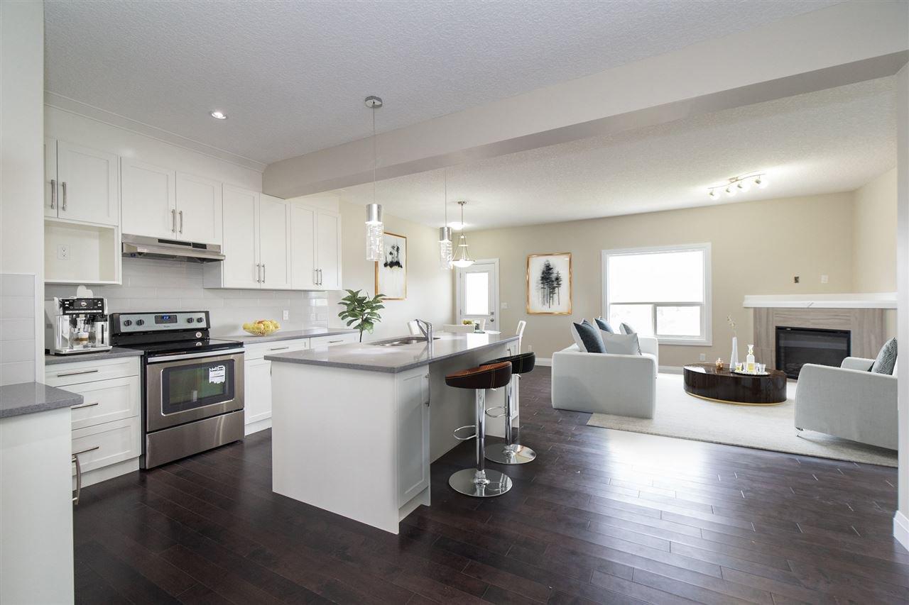 Main Photo: 4909 45 Street: Beaumont House Half Duplex for sale : MLS®# E4163199