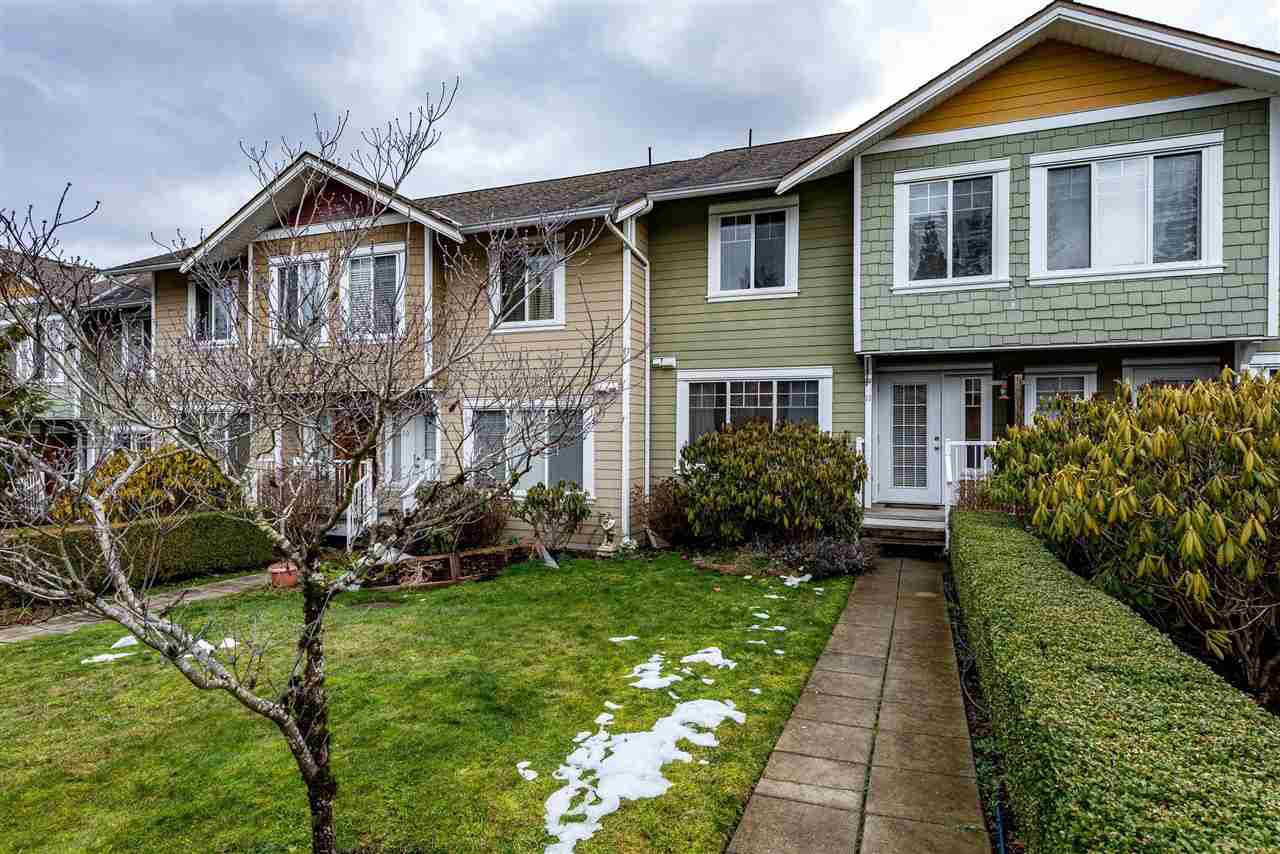 Main Photo: 11 6110 138 STREET in Surrey: Sullivan Station Townhouse for sale : MLS®# R2430156