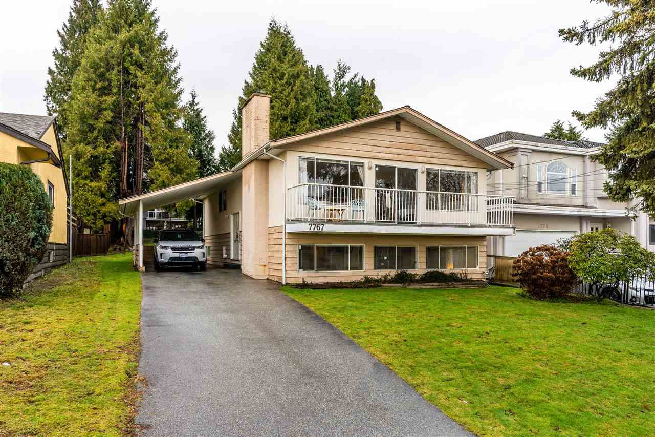 Main Photo: 7767 12TH Avenue in Burnaby: East Burnaby House for sale (Burnaby East)  : MLS®# R2431801