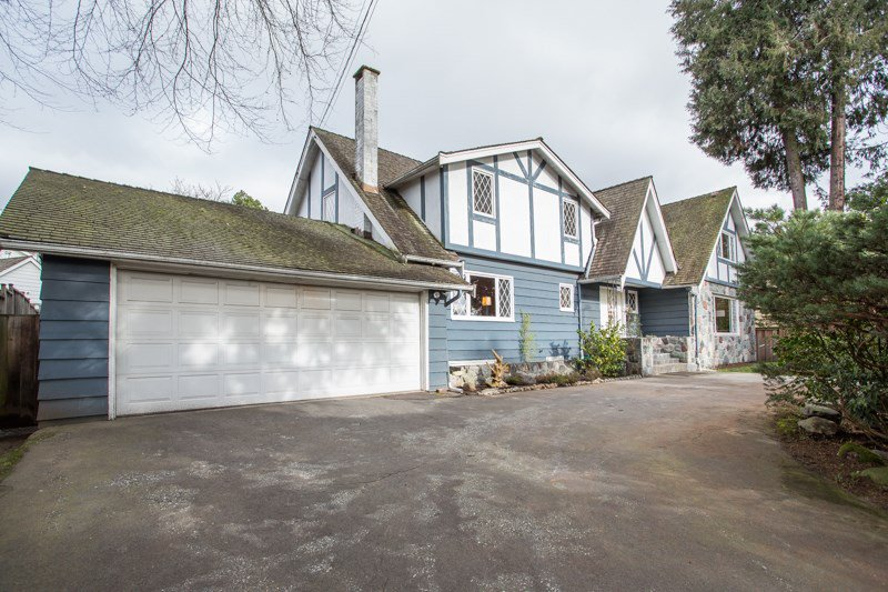 Main Photo: 3265 SW MARINE Drive in Vancouver: Kerrisdale House for sale (Vancouver West)  : MLS®# R2436070