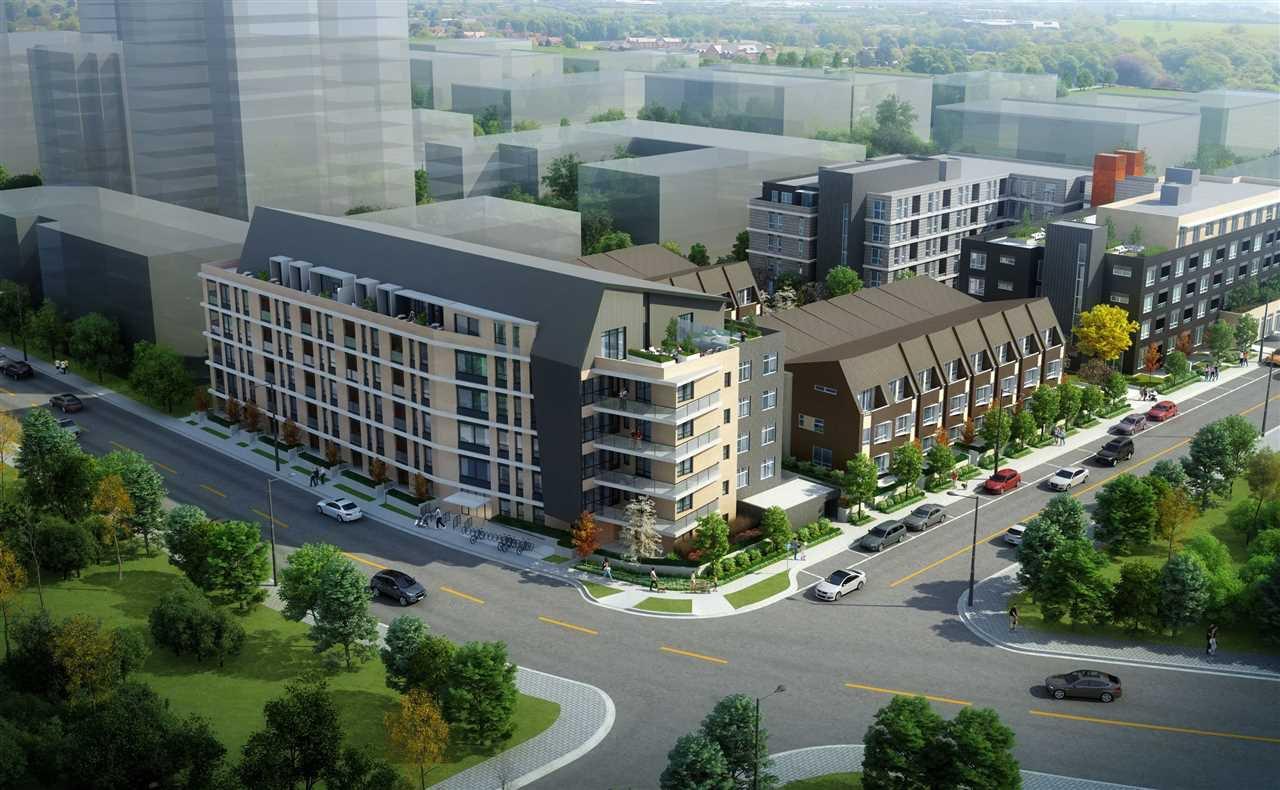 """Main Photo: 502 22226 BROWN Avenue in Maple Ridge: West Central Condo for sale in """"ERA"""" : MLS®# R2460141"""