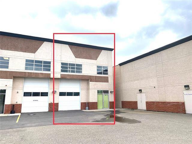 Main Photo: 201 2914 KINGSVIEW Boulevard SE: Airdrie Industrial for sale : MLS®# C4302341