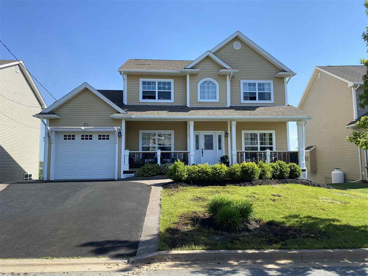 Main Photo: 75 Claudia Crescent in Middle Sackville: 25-Sackville Residential for sale (Halifax-Dartmouth)  : MLS®# 202011908