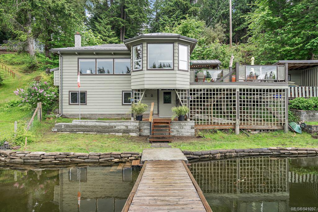 Main Photo: 2349 Kews Rd in Shawnigan Lake: ML Shawnigan House for sale (Malahat & Area)  : MLS®# 841097