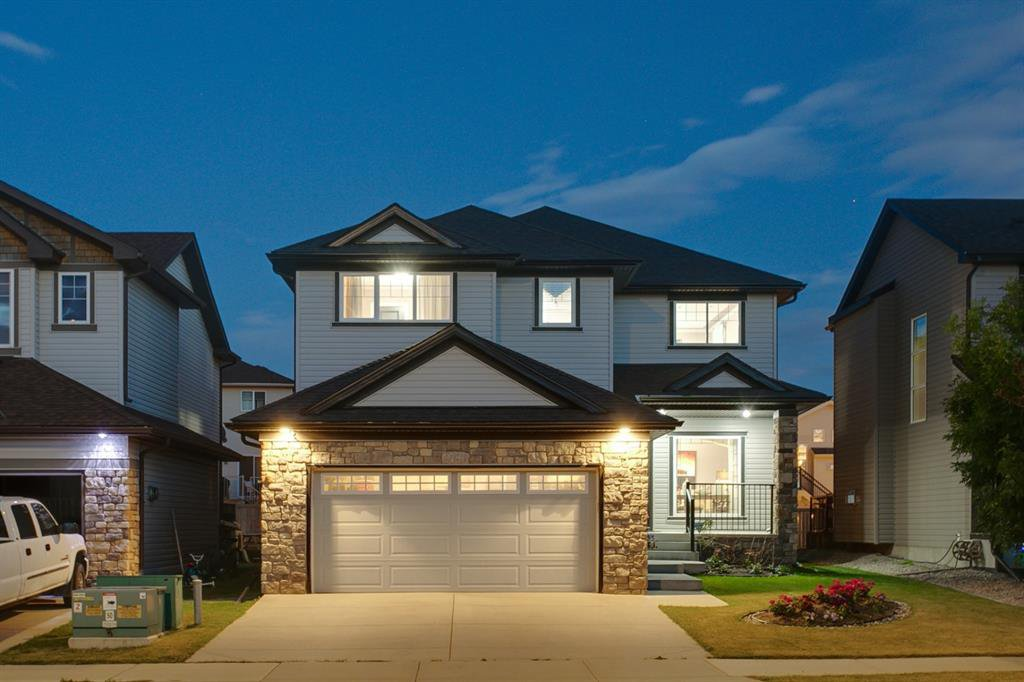 Main Photo: 2786 CHINOOK WINDS Drive SW: Airdrie Detached for sale : MLS®# A1030807
