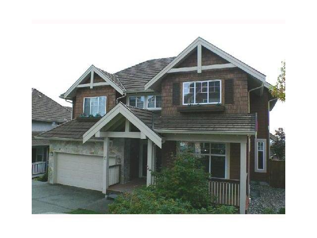 Main Photo: 15 BIRCHWOOD Crescent in Port Moody: Heritage Woods PM House for sale : MLS®# V883043