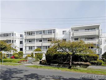 Main Photo: 101 1050 Park Boulevard in VICTORIA: Vi Fairfield West Condo Apartment for sale (Victoria)  : MLS®# 292693