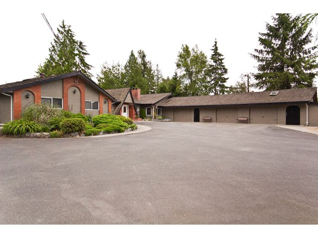 Main Photo: 15146 HARRIS Road in Pitt Meadows: North Meadows House for sale : MLS®# V899524