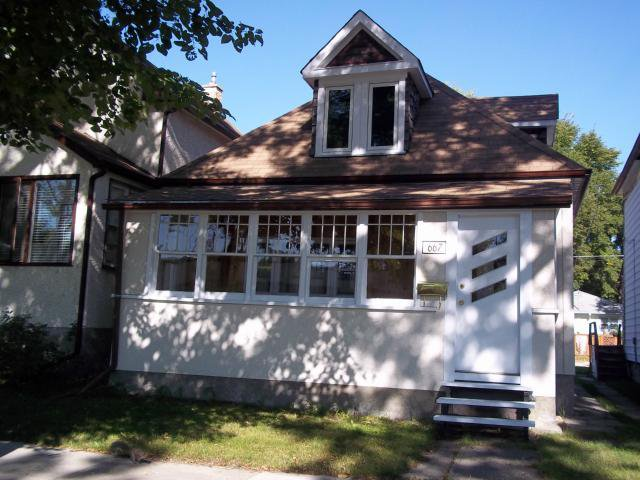 Main Photo: 667 Rathgar Avenue in WINNIPEG: Manitoba Other Residential for sale : MLS®# 1118272