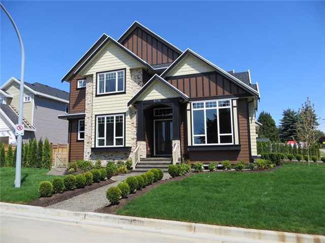 "Main Photo: 8018 155A Street in Surrey: Fleetwood Tynehead House for sale in ""FLEETWOOD PARK"" : MLS®# F1401447"