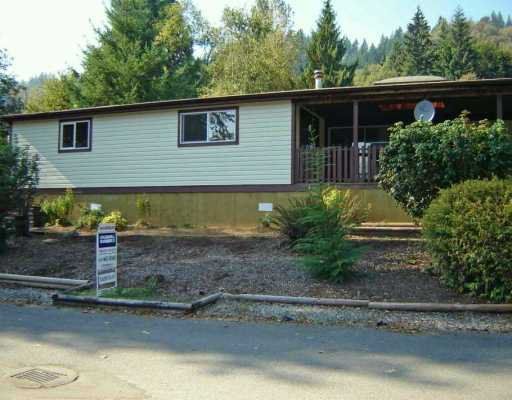 """Photo 8: Photos: 10221 WILSON Road in Mission: Stave Falls Manufactured Home for sale in """"Triple Creek Estates"""" : MLS®# F2620823"""