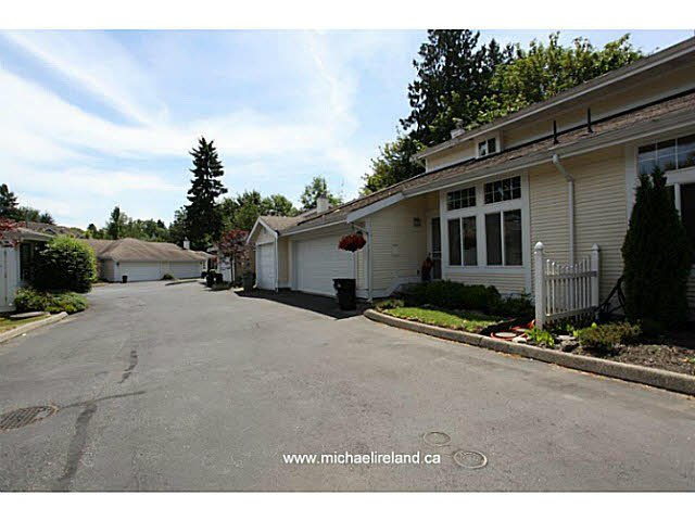 "Main Photo: 13 20761 TELEGRAPH Trail in Langley: Walnut Grove Townhouse for sale in ""WOODBRIDGE"" : MLS®# F1444209"