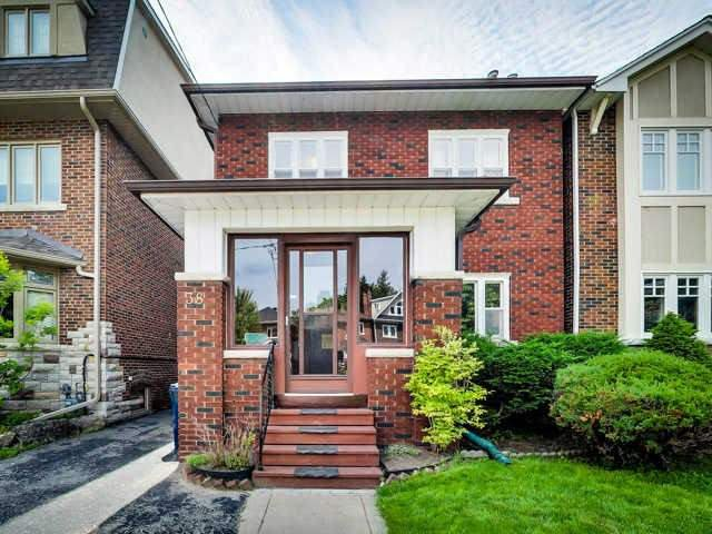 Main Photo: 38 Brumell Avenue in Toronto: Lambton Baby Point House (2-Storey) for sale (Toronto W02)  : MLS®# W3241632