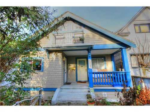 Photo 2: Photos: 1627 14TH Ave E in Vancouver East: Grandview VE Home for sale ()  : MLS®# V1037329