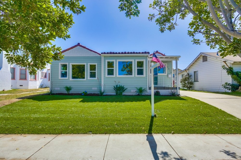 Main Photo: NORMAL HEIGHTS House for sale : 3 bedrooms : 4819 34th St in San Diego