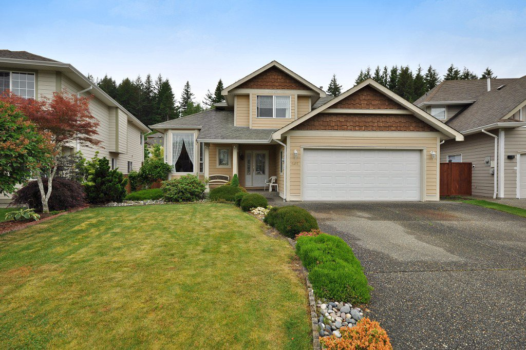 Main Photo: 5415 WESTWOOD Drive in Chilliwack: Promontory House for sale (Sardis)  : MLS®# R2066553