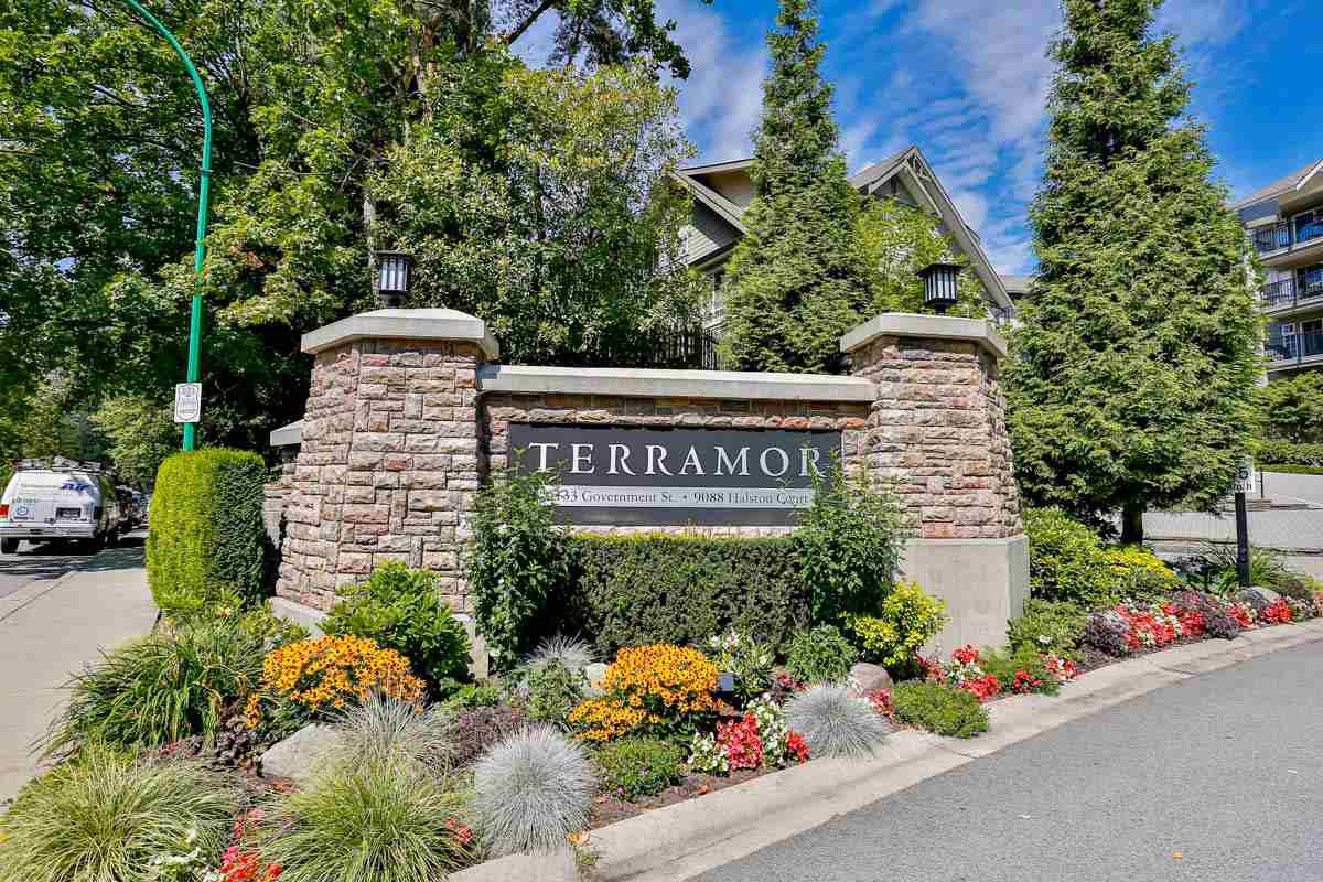 "Main Photo: 185 9133 GOVERNMENT Street in Burnaby: Government Road Townhouse for sale in ""TERRAMOR"" (Burnaby North)  : MLS®# R2098590"