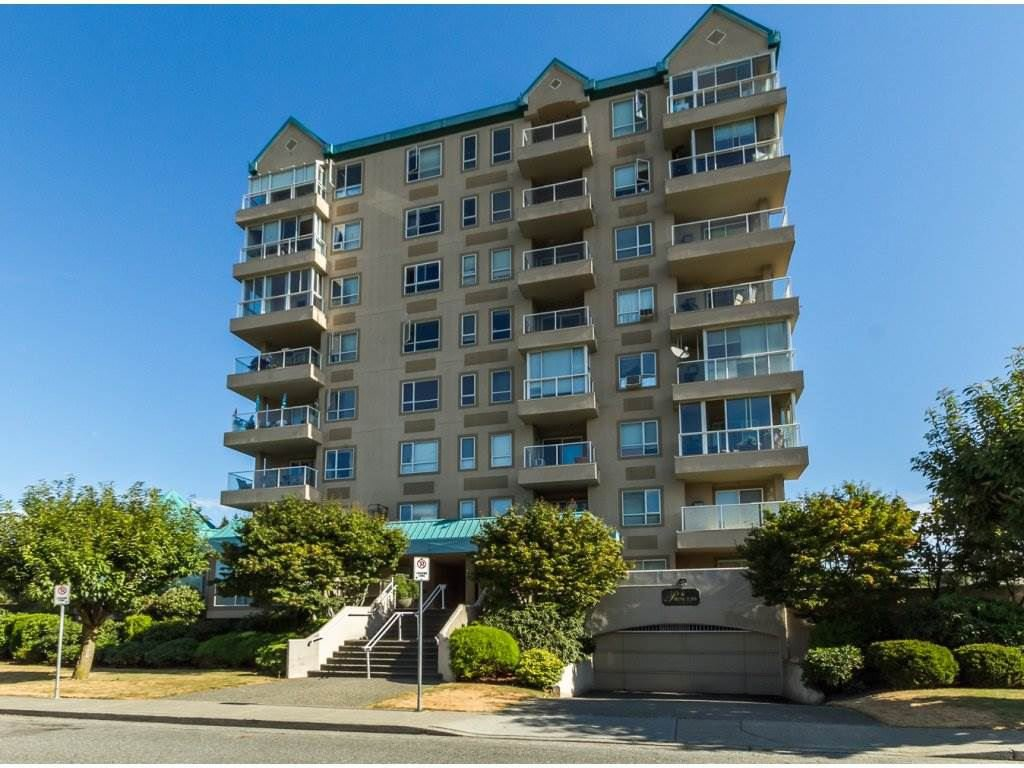 """Main Photo: 601 45745 PRINCESS Avenue in Chilliwack: Chilliwack W Young-Well Condo for sale in """"PRINCESS TOWERS"""" : MLS®# R2114832"""