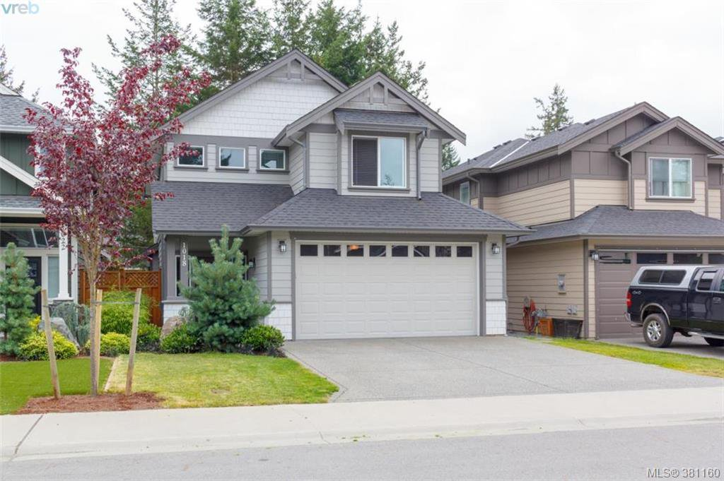 Main Photo: 1018 Gala Crt in VICTORIA: La Happy Valley House for sale (Langford)  : MLS®# 765841