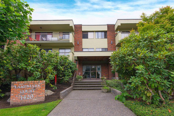 "Photo 2: Photos: 103 1420 E 7TH Avenue in Vancouver: Grandview VE Condo for sale in ""Landmark Court"" (Vancouver East)  : MLS®# R2197028"