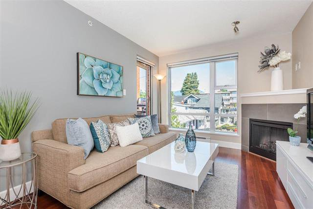 Main Photo: 508 3811 HASTINGS Street in Burnaby: Vancouver Heights Condo for sale (Burnaby North)  : MLS®# R2193205