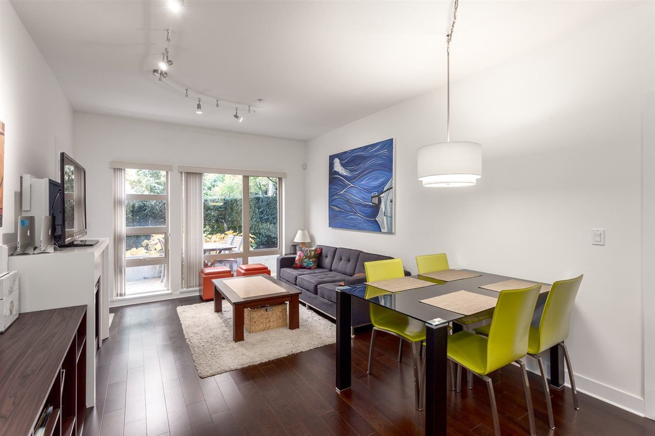 Photo 4: Photos: 125 738 E 29TH AVENUE in Vancouver: Fraser VE Condo for sale (Vancouver East)  : MLS®# R2216791