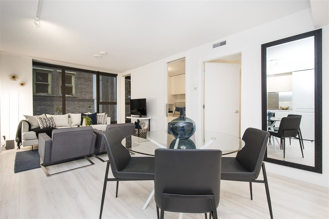 """Main Photo: 205 1133 HORNBY Street in Vancouver: Downtown VW Condo for sale in """"Addition"""" (Vancouver West)  : MLS®# R2244659"""
