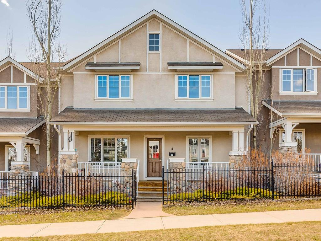 Main Photo: 8 YPRES Lane SW in Calgary: Garrison Woods House for sale : MLS®# C4181207