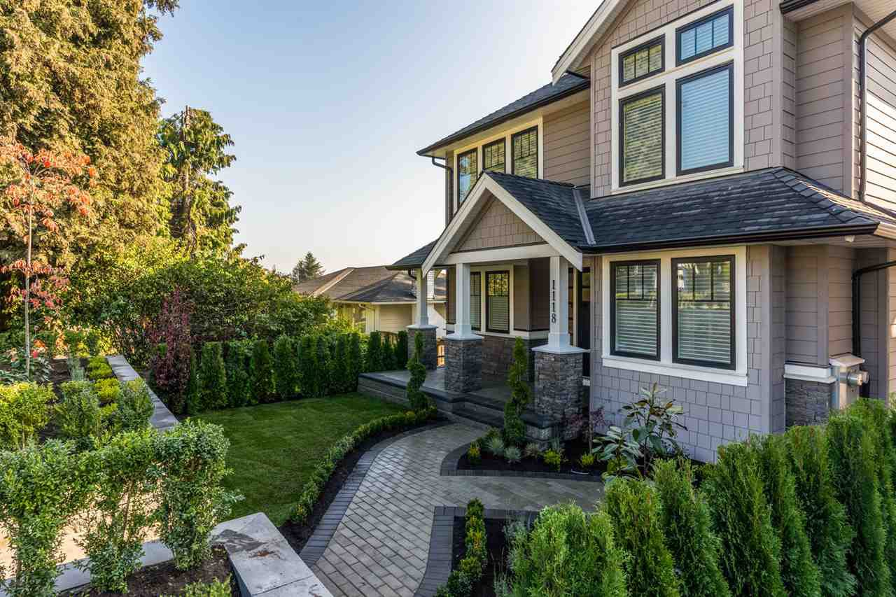 Main Photo: 1118 HAMMOND Avenue in Coquitlam: Maillardville House for sale : MLS®# R2331030
