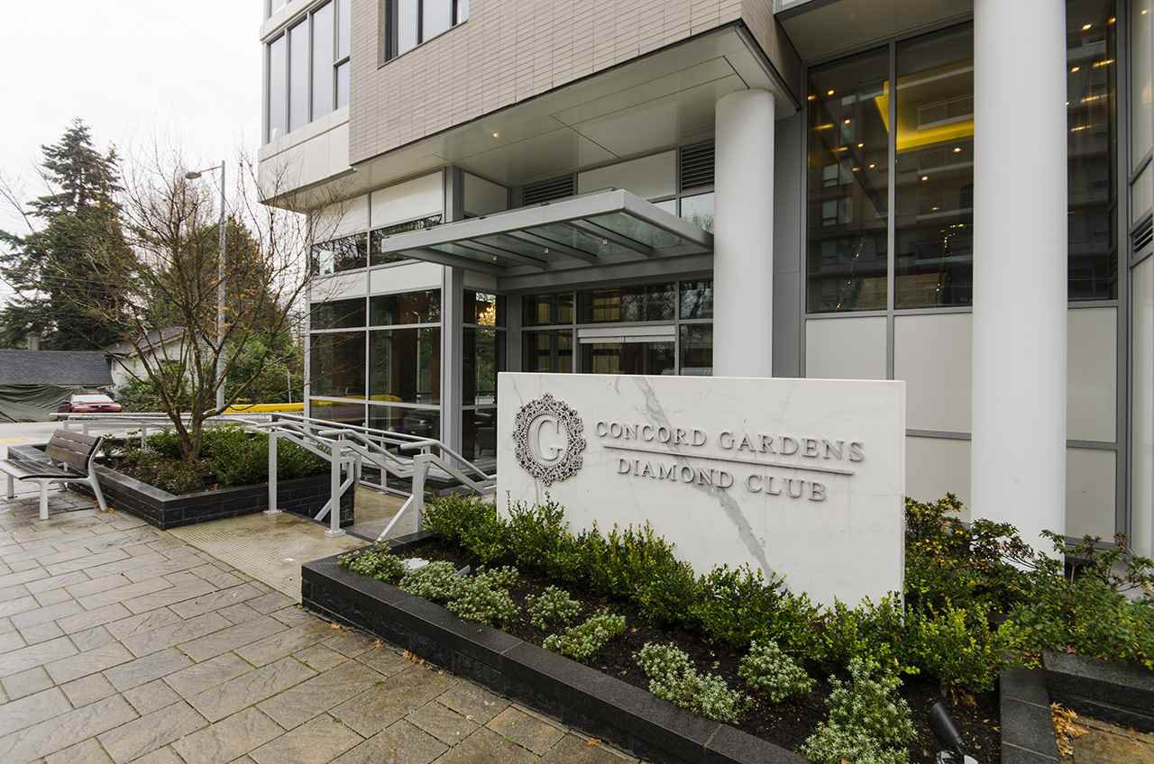 Main Photo: 815 8988 PATTERSON Road in Richmond: West Cambie Condo for sale : MLS®# R2342385