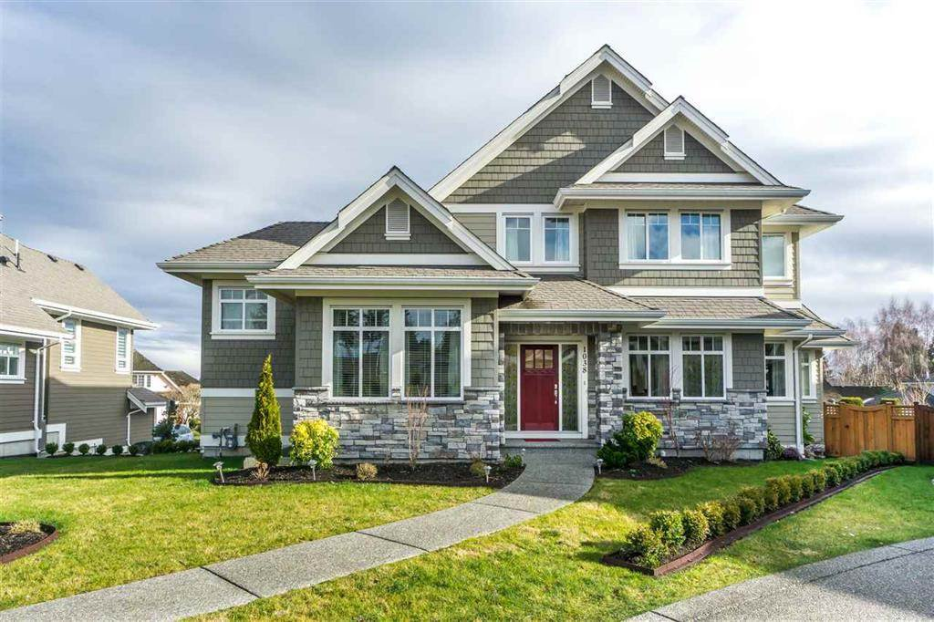 """Main Photo: 1038 165 Street in Surrey: King George Corridor House for sale in """"Southbrooke"""" (South Surrey White Rock)  : MLS®# R2348137"""