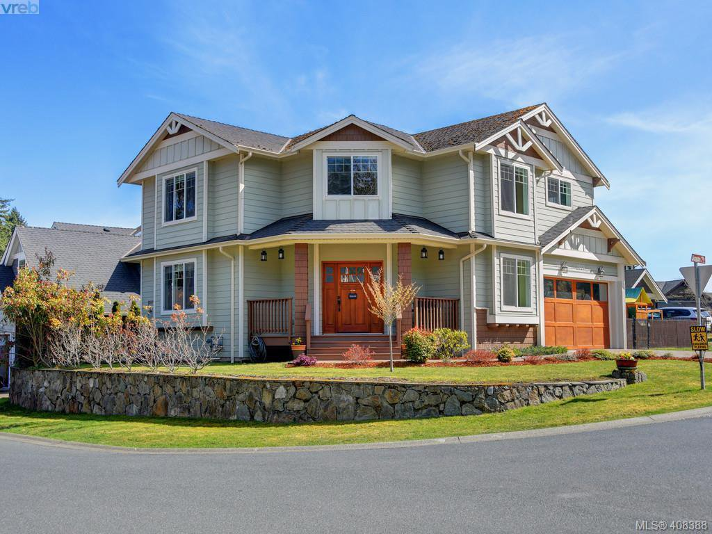 Main Photo: 2001 Duggan Place in VICTORIA: La Bear Mountain Single Family Detached for sale (Highlands)  : MLS®# 408388