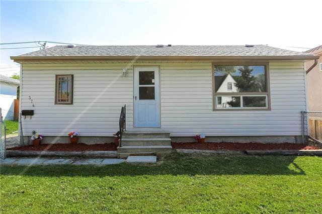 Main Photo: 374 McKay Avenue in Winnipeg: Residential for sale (3F)  : MLS®# 1914128