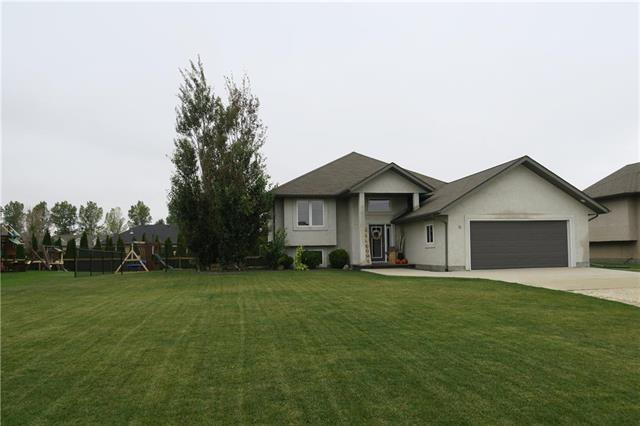 Main Photo: 18 Marshall Place in Steinbach: Deerfield Residential for sale (R16)  : MLS®# 1921873