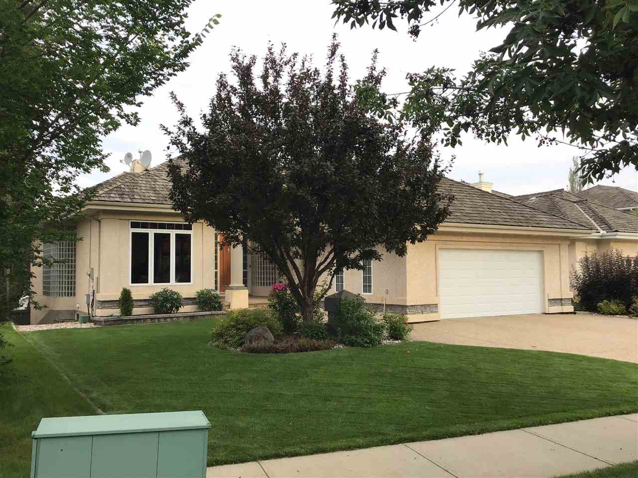 Main Photo: 11 Knights Court: St. Albert House for sale : MLS®# E4168974